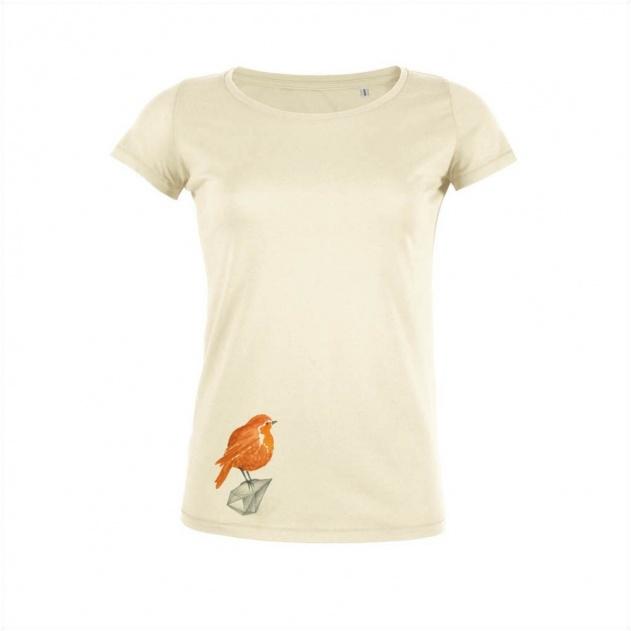 Ellen Andermatten – Orange Bird